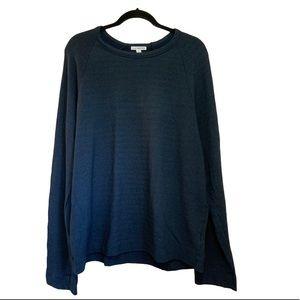 NWT James Perse Men's Cotton Soft Sweatshirt 4/XL